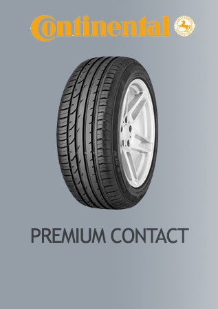 0351714 gomma continental 195/60r 14 prem contact tl 86 v