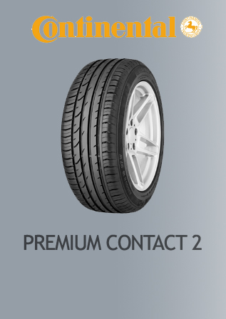 0350254 gomma continental 195/50r 15 premiumcontact 2 tl 82 v