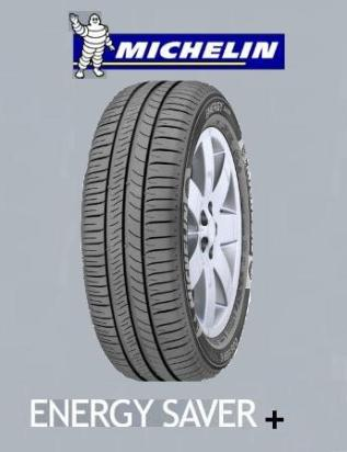 001258 gomma michelin 205/60r 16 energy saver+ tl 92 h