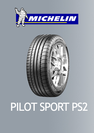 085231 gomma michelin 285/30r 19 pil sport ps2 tl 'xl' 98 y