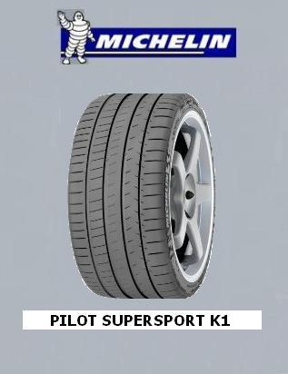 177283 gomma michelin 245/35r 19 pilot supersport tl 'xl' 93 y