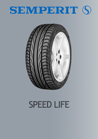 0372906 gomma semperit 215/45r 17 speed-life tl ´xl´ 91 w