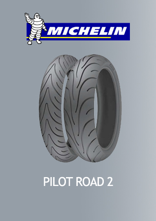 010779 gomma michelin 120/70r 18 pilot road2 tl 58 w