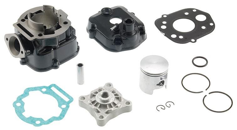 Cylinder kit top euro 3 engine derbi senda gpr drd rs 50