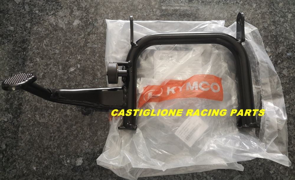00150487 cavalletto centrale originale kymco agility r16 plus 125-150-200
