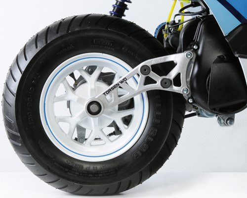 172.0014 forcellone polini torsen wd yamaha verticale mbk